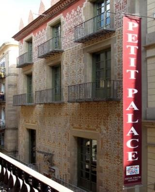 Petit Palace Boquer¿a Gaud¿
