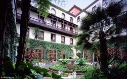Iberostar Mencey Grand Hotel.