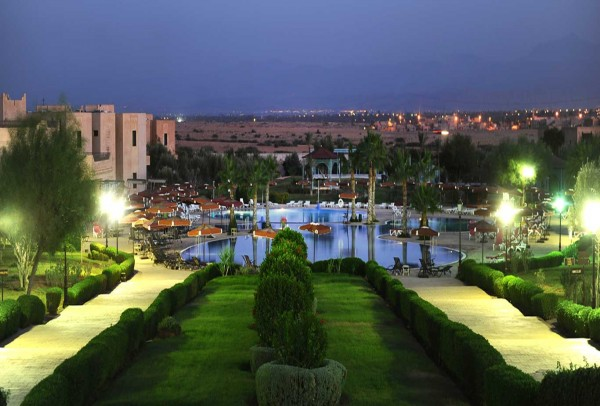 BlueSea Marrakech Ryads Parc & Spa Hotel