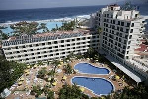 H10 Tenerife Playa Hotel.