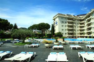 Montagut Aqua-hotel