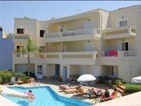 Aphrodite Apartments Stalis