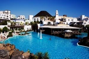Volcan Lanzarote Hotel.