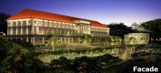 Fort Canning Hotel