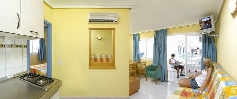 Apartamentos Playa Sol 1